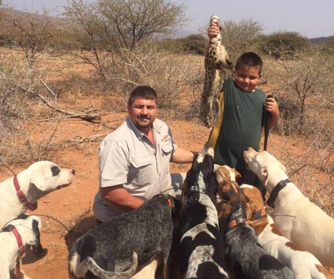 Este hombre que mató leones y elefantes ha sido devorado por cocodrilos