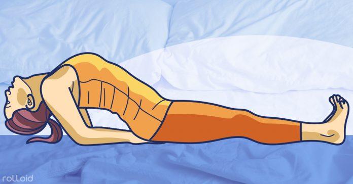 haz estos 10 movimientos antes de acostarte para cambiar manera duermes banner