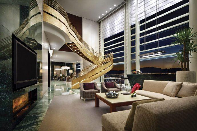 Las 10 suites más caras que puedes encontrar en Las Vegas