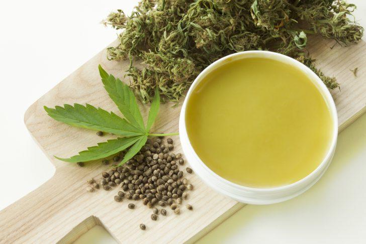marihuana cannabis tres