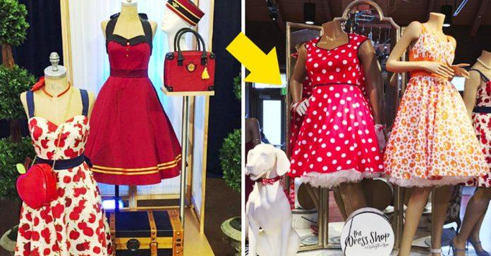 tienda de vestidos de disney famosa banner