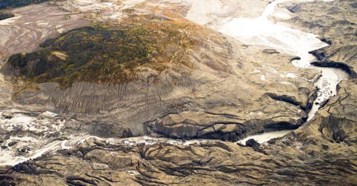 un rio de canada desaparece en tan solo 4 dias banner