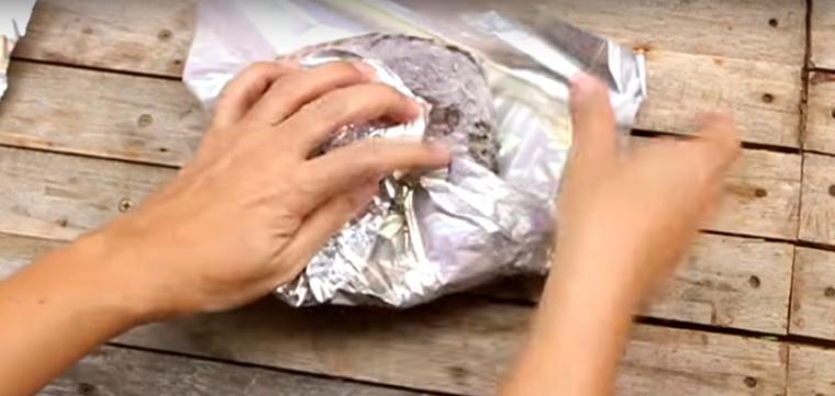 Usos del papel de aluminio que seguramente no conocías