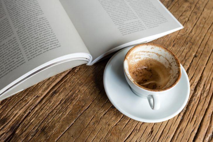 cafe terminado