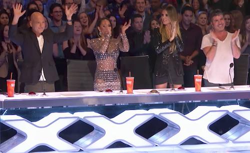 Esta mujer sorda ganó el botón dorado después de realizar una actuación única