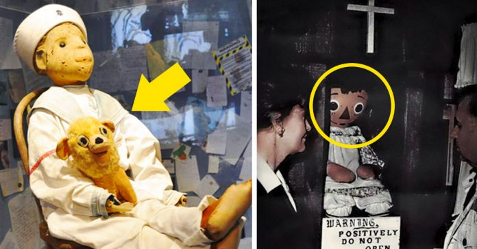 los 8 objetos embrujados mas peligrosos del mundo banner