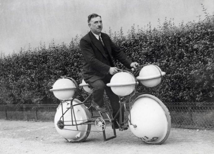 Los 15 Inventos más absurdos del pasado que no llegaron a ver la luz
