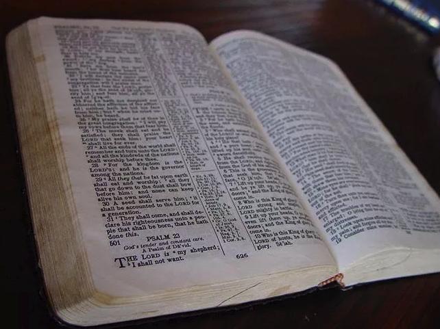 20 cosas que no creeras que dice la biblia 148219