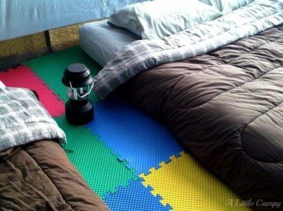 20 Trucos indispensables que te salvarán la vida cuando vayas de acampada