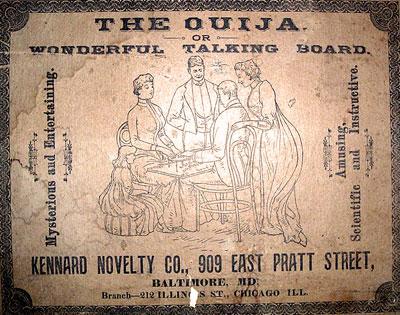 7 Historias que nunca has escuchado sobre el peligroso tablero de la Ouija