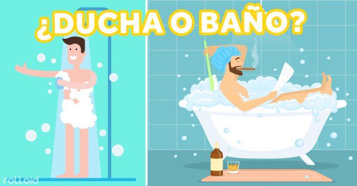 7 razones por las que banarse es mucho mejor que ducharse banner