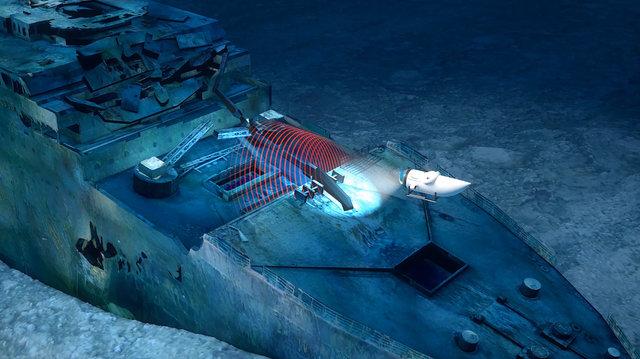 Ya es posible visitar el verdadero Titanic hundido en el Océano y podrás explorar cada uno de sus rincones