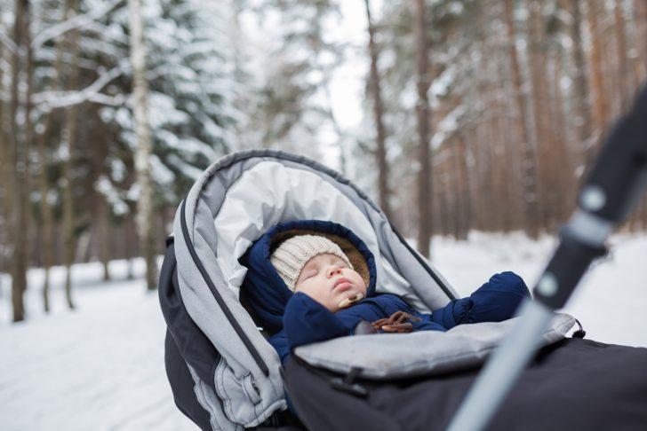 bebe nieve dos