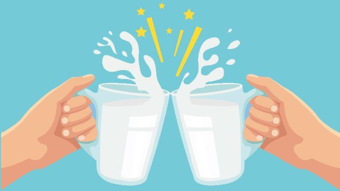 7 Razones por las que deberías de dejar de tomar leche