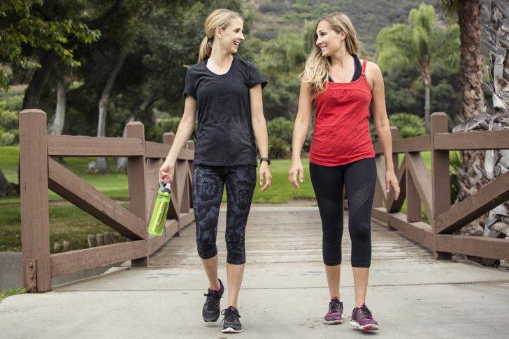 6 Cosas que cambiarán en tu cuerpo si caminas 15 minutos al día