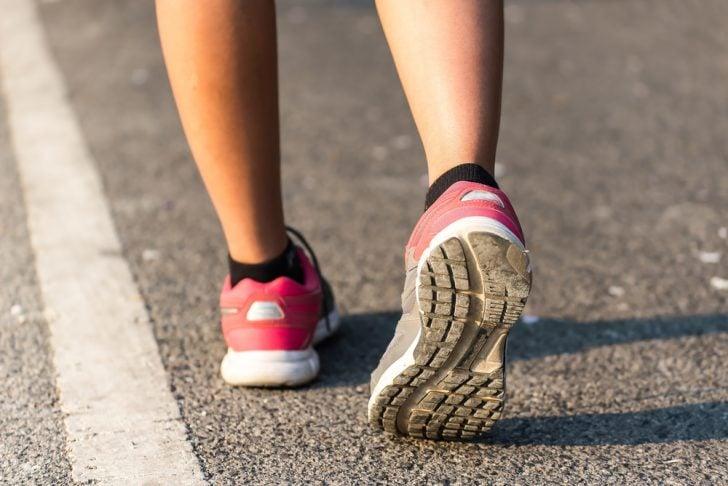 caminar zapatillas