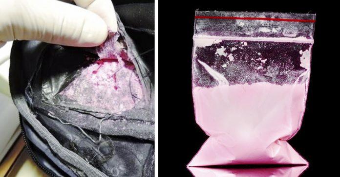 cocaina polvo rosa droga peligrosa mundo cara banner
