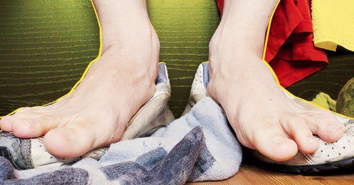 como eliminar olor pies banner