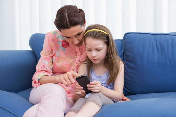 como saber si nuestro hijo esta preparado para tener un telefono inteligente 1