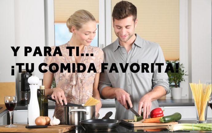 cosas que demuestran que te quiere sin necesidad de decirlo cocina