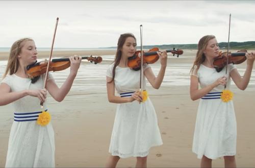Once Voice, el gran coro musical de niños que triunfa con su homenaje a los caídos en la Segunda Guerra Mundial
