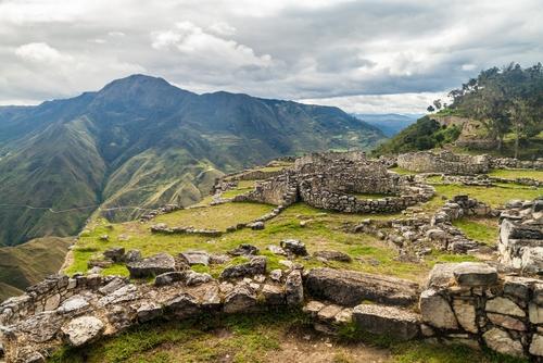 Kuélap, la antigua y enorme ciudad perdida que poca gente conoce