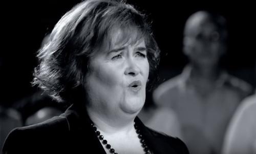Susan Boyle se marca la actuación de su vida tras la interpretación del clásico más importante de su carrera