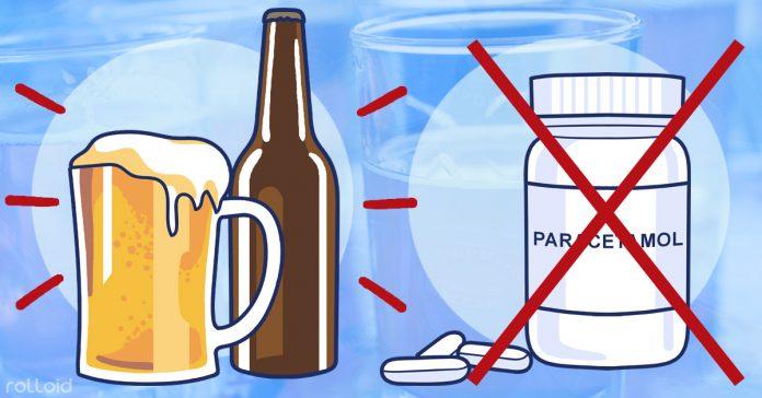 la ciencia afirma que la cerveza es mejor que el paracetamol banner