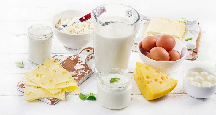 Las 5 Cosas que experimenta tu cuerpo cuando eliminas los lácteos de tu dieta