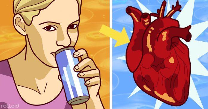las bebidas energeticas provocan ataques al corazon banner