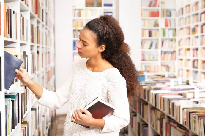 libreria mujer