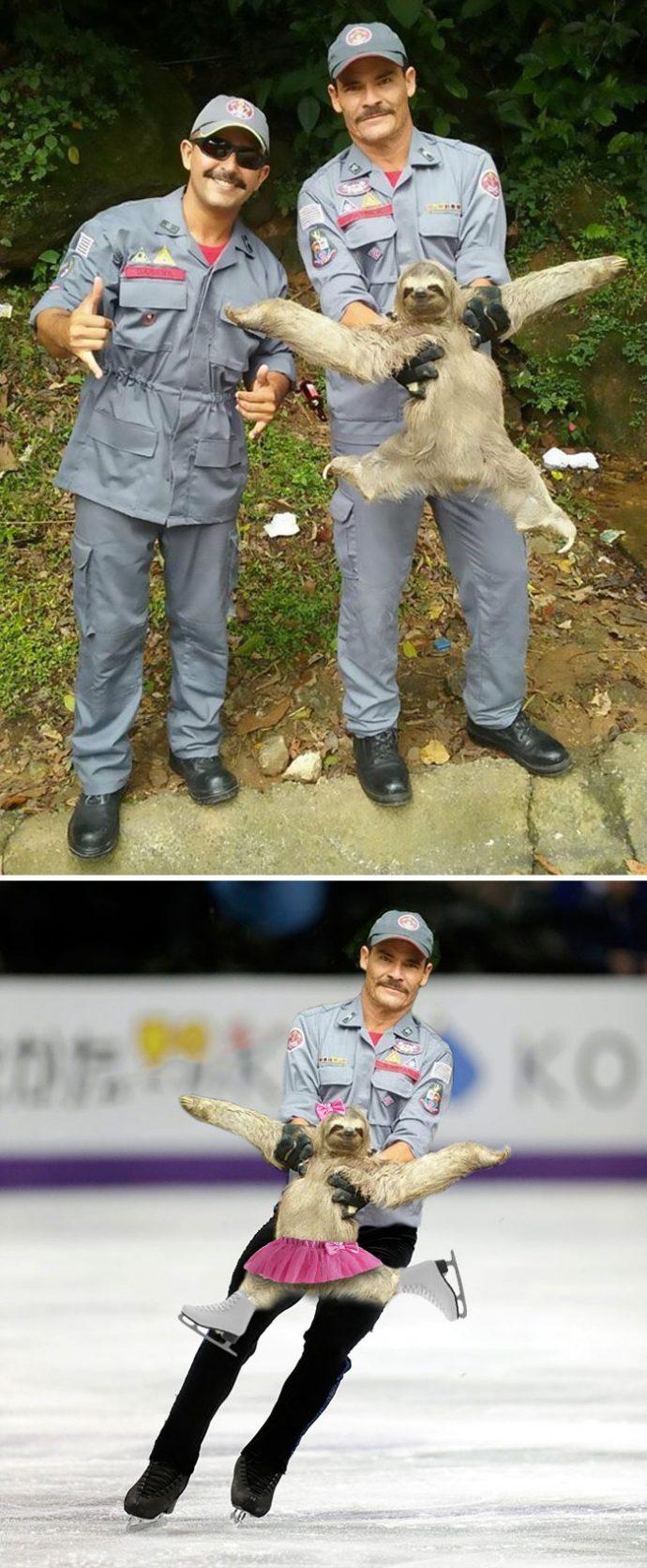 Los ganadores de la mejor batalla de Photoshop