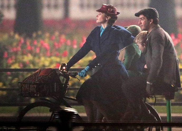 Mary Poppins regresa como nunca antes la habías visto en la nueva película de Disney