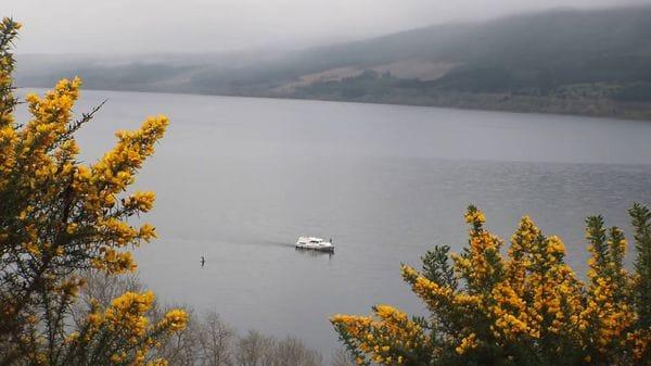 Un fotógrafo captura la imagen más clara del 'Monstruo del Lago Ness' conseguida hasta ahora