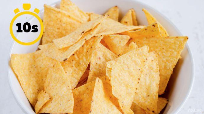 15 cosas que puede hacer tu microondas para que tu vida sea mas facil patatas fritas