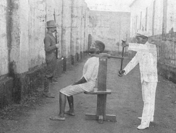 18 Horribles Prácticas de tortura que se han practicado en la historia de la humanidad