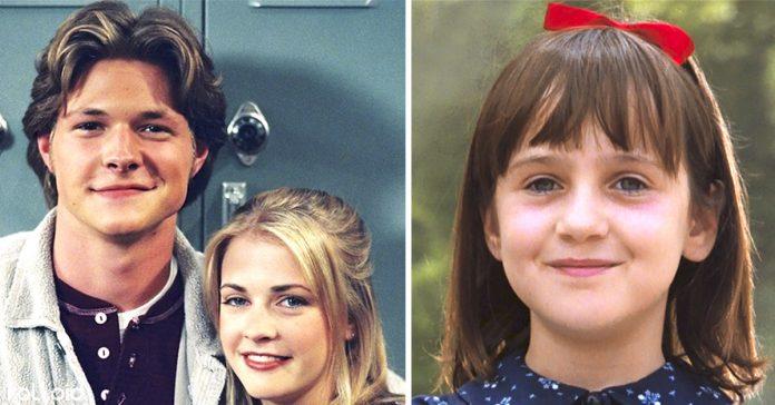 15 Actores Famosos De Nuestra Infancia Que Casi Todos Hemos Olvidado Por Completo