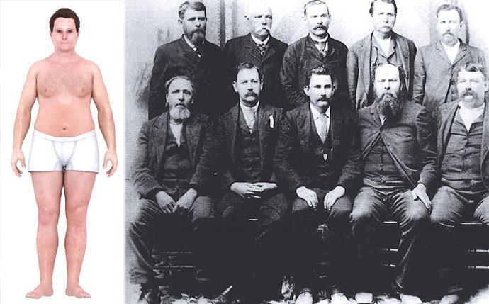 asi ha cambiado el cuerpo ideal de los hombres a lo largo del tiempo 01
