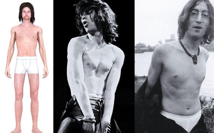 asi ha cambiado el cuerpo ideal de los hombres a lo largo del tiempo 03