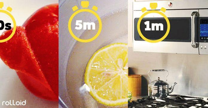 cosas que no sabias podias hacer microondas banner