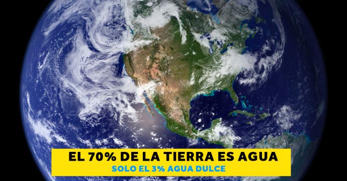 10 Curiosos datos sobre la Tierra que nos hacen darnos cuenta de lo vulnerables que somos