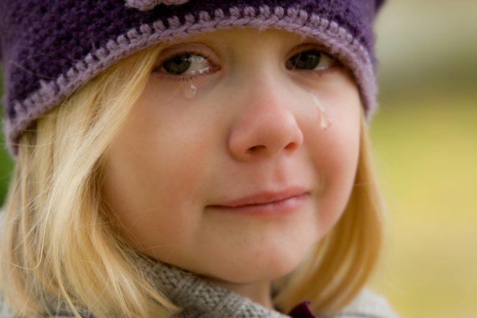 hay ciertas cosas con las que es mejor no bromear con tus hijos llorar