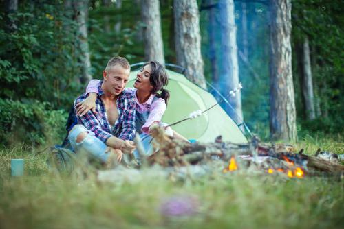 los lugares mas surrealistas para mantener relaciones sexuales bosque