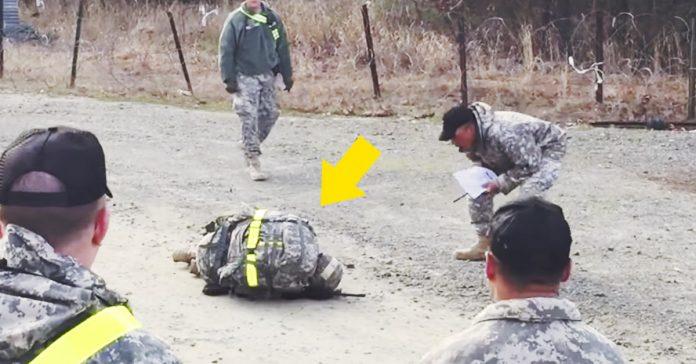 mujer militar no se rinde prueba fisica banner