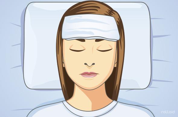 piedras rinon cabeza fiebre