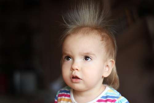que le ocurre a tu cuerpo cuando un rayo lo golpea pelos