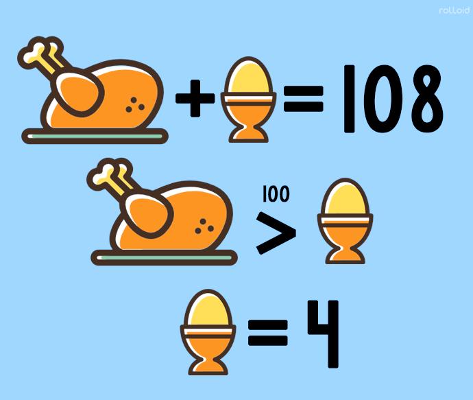 7 Sencillos acertijos que sólo un genio sería capaz de resolver en menos de 30 segundos