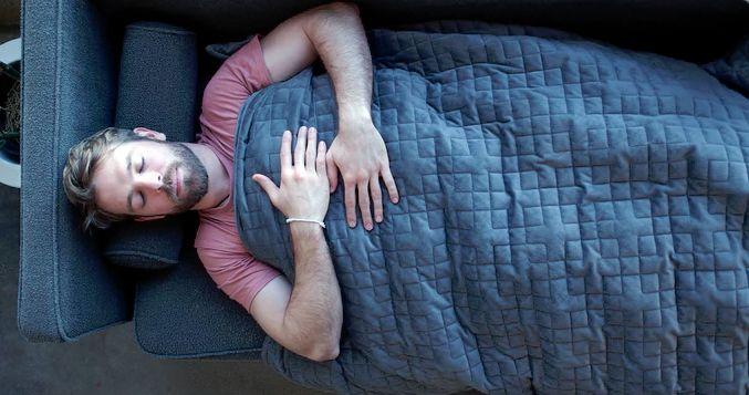 una manta que reducira todo tu estres para que duermas como un nino 159811