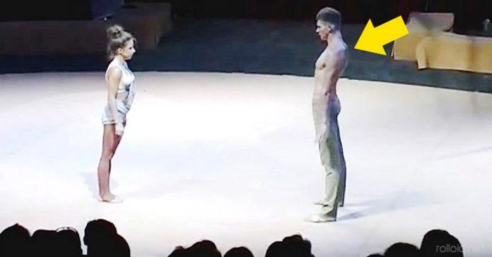 yulia valeriy bailarines acrobacias banner