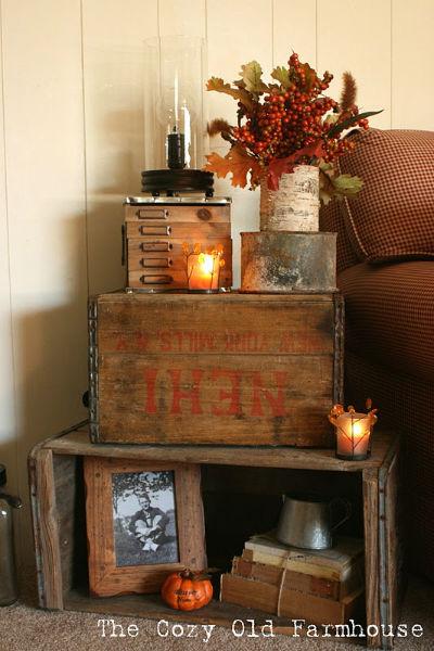 11 Trucos e ideas para transformar las típicas cajas viejas y darle un giro a tu casa